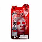 Elizavecca COLLAGEN DEEP POWER Ringer mask pack Тканевая маска для лица с Коллагеном, 23г