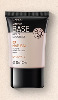 Laikou MakeUp Base Цветокорректирующая база для макияжа (натуральный) 35г
