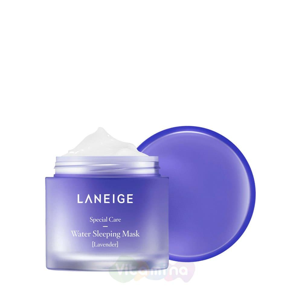 Laneige Lavender Water Sleeping Mask Увлажняющая ночная маска с лавандой 15ml