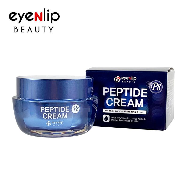 CREAM Eyenlip PEPTIDE P8 Крем для лица с пептидами 50гр