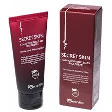Cream SecretSkin Syn-ake Wrinkleless Face  Крем для лица со змеиным ядом 50гр